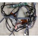 KD909 WE0173301 - KD910 WE0172207 - M0327TP  - Кнопки, провода, шлейфы от SHARP LC-52XD1RU