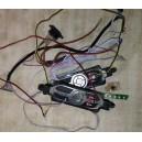 ESE810W  - GT-02 UL 94V0 E216098 -Динамики, кнопки,  STV-LC3217W