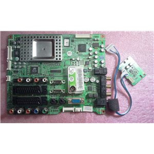 BN94-01194M - BN41-00878A - MTK_PAL_READY - главная плата + BN41-00863A DIMMING BOARD