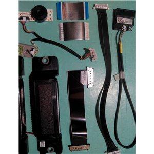 BN96-21666A / BN96-22239R / BN96-21431C / BN59-01148B / BN41-01831A - Динамики, кнопки, провода, шлейфы, модули беспроводной свя