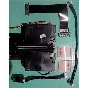 BN96-21669A / BN96-17116V / BN96-22413D - Динамики, кнопки, провода, шлейфы от UE32EH5007 с матрицей
