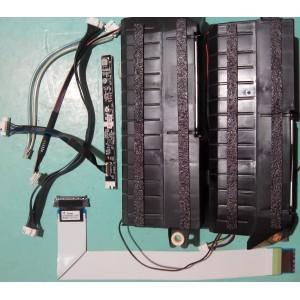 BN96-12837A / BN96-13022B / BN96-13171C Динамики, шлейфы, кнопки от LE40C530