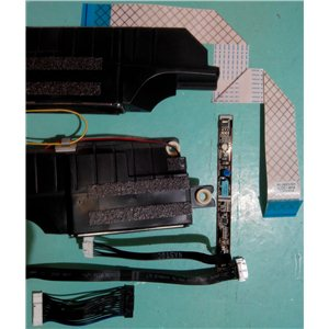 BN96-12871A / BN96-13046D / BN96-13227A - Динамики, кнопки, провода, шлейфы, модули беспроводной связи от LE32C450E1 с матрицей