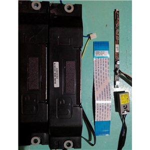 BN96-18071B / BN96-13325G / BN41-01600B / BN96-17107A - Динамики, кнопки, провода, шлейфы, модули беспроводной связи от PS43D490