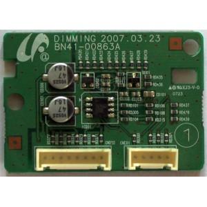 BN41-00863A - BN41-00863A главная плата