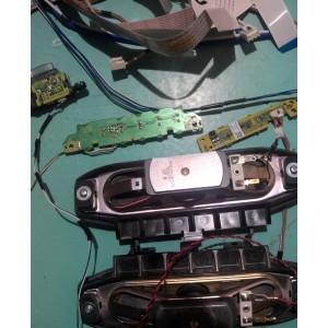 LOAA14C0001 / TNPA4882 / TNPA4875 / TNPA4858 - Динамики, кнопки, провода, шлейфы TX-PR42U10