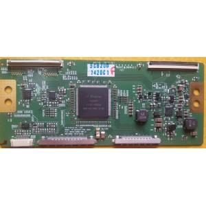 6870C-0358A VER1.0 - V6 32/42/47 FHD 120 Hz TCON