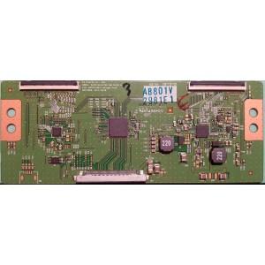 E302988 - 6870C-0401C -  32/37/42/47/55 FHD TM120 Ver 0.3 TCON
