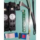 EAB62310401 / EBR75421802 / EBR75580501 / EAD62046908  - Динамики, кнопки, провода, шлейфы LG 42LS345T