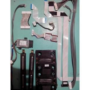 BN96-11612A / BN96-10476L / GF1-L08A2W  - Динамики, кнопки, провода, шлейфы от PS58B850Y1
