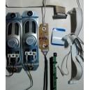 BN96-04770A / BN41-00850A / BN41-00709A / BN96-07611C  Динамики, шлейфы, кнопки от LE32A330