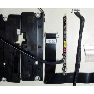 BN96-16799A / BN96-17116E / BN41-01600B - Динамики, кнопки, провода, шлейфы от UE32D5000