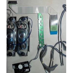 EAB41280202 - EAD60679305 - EAX52836502(0) - EAX44059405(0)  - Динамики, кнопки, провода, шлейфы LG 32LF2510