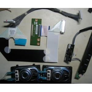 80961601 - EAD61651815 - 31T10-T00 - EBR64965302 -EBR73273607-SD - Динамики, кнопки, провода, шлейфы, модули от 26LK330
