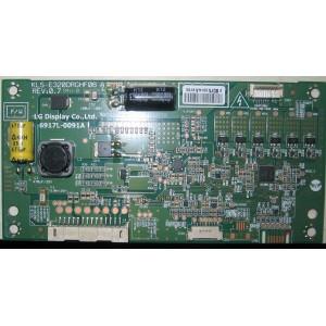 6917L-0091A - KLS-E320DRGHF06 A REV:0.7 - LED DRIVER