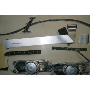 1-858-364-12 / 1-881-589-11 / BRA970002A - Динамики, кнопки, провода, шлейфы, модули беспроводной связи от KDL-37EX402