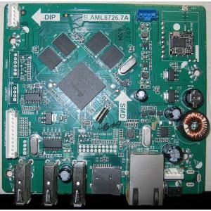 B.AML8726.7A - LES-32V01M - главная плата