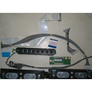 60961401 - EAD61651807 - EBR7327 - EBR64965302 - 31T10-T00 - Динамики, кнопки, провода, шлейфы LG 32LK330