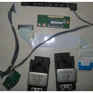 EAB30826704 - EAD61070436 - EBR61868101 - EBR61125203 - 31T10-T00 - Динамики, кнопки, провода, шлейфы 26LD320