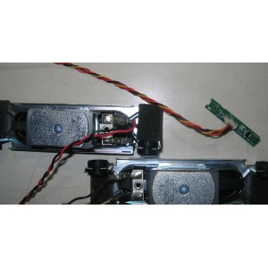 378G0110567Y0B - 715G6167-R01-000-004X - Динамики, кнопки, провода, шлейфы PHILIPS 32PFL3188T