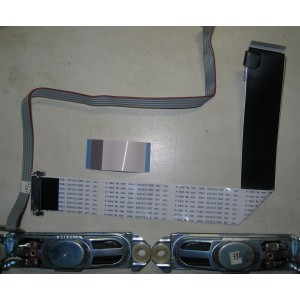 30070256 - Динамики, кнопки, провода, шлейфы HITACHI 32HXC01