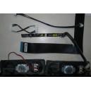 BN96-19643A / BN96-13227Z / BN96-18314E - Динамики, кнопки, провода, шлейфы от LE32E420M2W