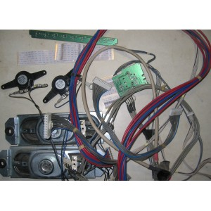 30829201 - 30824301 - 6870950139A - Динамики, кнопки, провода, шлейфы LG 42PC3RV