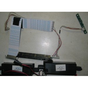 42-WDF309-XX0G - 40-42E330-KEB2XG  - Динамики, кнопки, провода, шлейфы THOMSON T32C30U