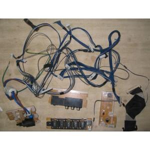 TNP4G450 - TNP4G448 - TNP4G449 - TNP4G447 - Динамики, кнопки, провода, шлейфы TX-R32LE8K