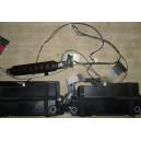 EAB62831401 — EBR76384103 — EAX65034403(1.1) - EAD62370715 - Динамики, шлейфы, кнопки от 32LN541V
