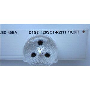 BN96-21476A - 32F-3535LED-40EA - D1GE320SC1-R2[11, 10, 20] -  LED
