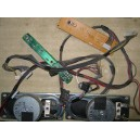0525-001 — GGB90003 — GGA90002 - Динамики, шлейфы, кнопки от JVC LT-32A80ZU
