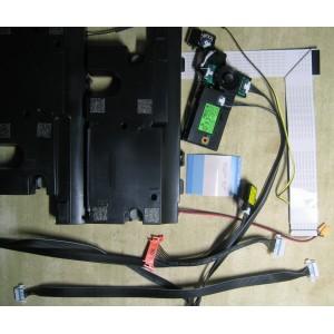 BN96-30335D — BN96-36274E — BN59-01174D — BN96-38131A - Динамики, шлейфы, модули связи, кнопки от UE40J5530