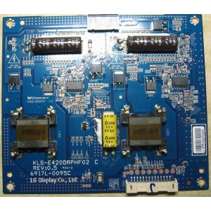 6917L-0095C - KLS-E420DRPHF02 C REV:0.5 — LED DRIVER