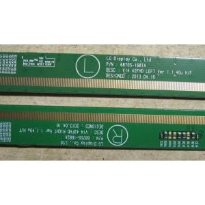 6870S-1681A & 6870S-1682A — V14 42FHD LEFT&RIGHT VER 1.1_40U - TCON