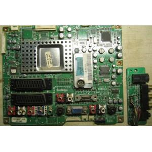 BN41-00680D — BORDEAUX_MP1.3 — SONOMA 37 — ГЛАВНАЯ ПЛАТА + BN41-00625A