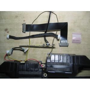 BN96-12871D — BN96-17116L — BN96-16729F — YS2103C2 2269 - Динамики, кнопки, провода, шлейфы от LE32D550K1W