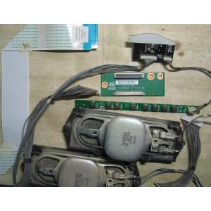 58304302 — EAD61070452 — EAX56608701 (2) — 31T10-T00 — 1BF-0316A  - Динамики, кнопки, провода, шлейфы от 32LD320