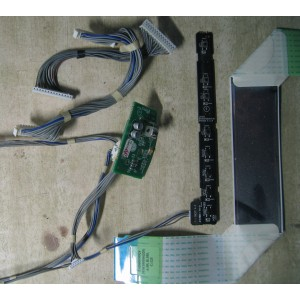 EAD60690924 — EAX60723303 (0) — EBR61125203 - Кнопки, провода, шлейфы от 26LH2000