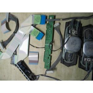 58304302 — EAD60679330 — EAD60679413 — EAX56916201 (6) — YW948L6910P - Динамики, кнопки, провода, шлейфы от 32LH5000